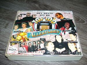 Het Beste uit de Top 100 Allertijden * 2 CD Holland 1992 Robert Plant OMD 10 CC