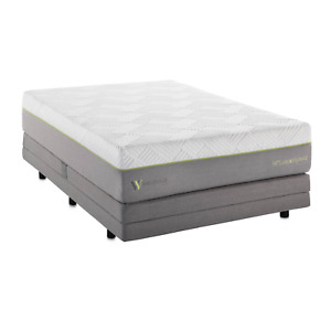 NWT WELLSVILLE Latex / Innerspring Hybrid Mattress ~ Queen or King