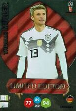 Panini Adrenalyn XL World Cup 2018 Russia WM Limited Edition Thomas Müller