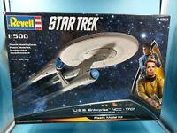 neuf maquette revell revell star trek 1/500 USS entreprise NCC 1701 04882