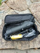 20-60×60 Spotting Scope With Tripod And Case Harbor Freight