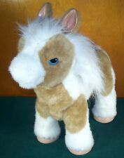2011 Hasbro FurReal Friends Baby Butterscotch My Magical Show Pony Pet - Works