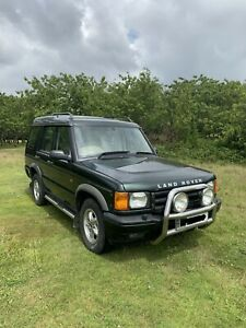 Land Rover Discovery 2, TD5, Breaking. Wheel Nut