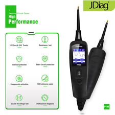 JDiag Car Battery Power Probe Auto Circuit Tester Electrical System Tester R1K0
