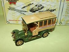 RENAULT MOTOR BUS 1910 MATCHBOX YET06-M 1:43