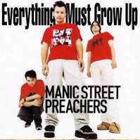 MANIC STREET PREACHERS / EVERYTHING MUST GROW UP 1998 1xCD