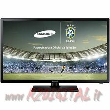 "MONITOR FULL SAMSUNG LED 24"" T24E310 HD DVB-T TV DIGITALE TERRESTRE TELECOMANDO"