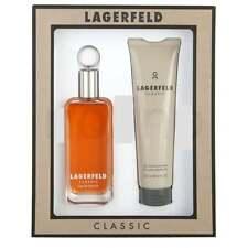Karl Lagerfeld Classic for Men - 100ml EDT Gift Set, DAMAGED BOX.