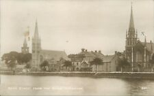 More details for inverness bank street from the river 1913 davidsons real photo series