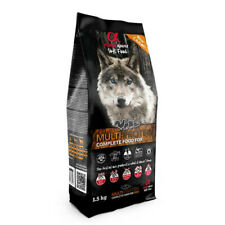 alpha spirit Dog Complete Food Multiprotein 1,5kg (17,93€/kg)