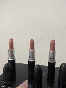 Bundle Of Mac Lipsticks