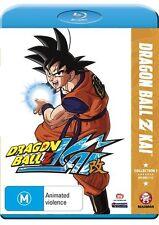 Dragon Ball Z Kai Collection 1 NEW B Region Blu Ray