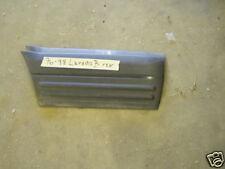 96 97 98 Jeep Laredo Door Trim Cladding Molding right rear door 1996 1997 1998