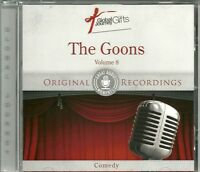 THE GOONS VOLUME 8 - COMEDY CD - ORIGINAL RECORDINGS