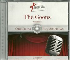 THE GOONS VOLUME 8 - COMEDY CD - ORIGINAL RECORDINGS