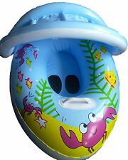 Crabby Baby Boat, Inflatable, With Removable SunShade, New