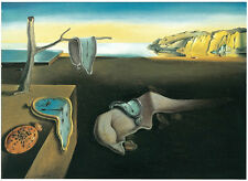 The Persistence of Memory, 1931 by Salvador Dali Art Print Poster 11x14
