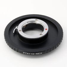Adapter For Pentax Auto 110 Lens to Sony E Mount NEX 5R A6300 Camera PTX110-NEX