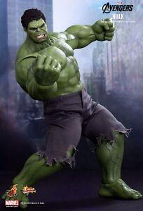 Hot Toys Avengers Incredible HULK - HUGE! MMS186 Marvel New / NRFB!