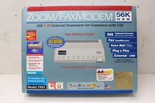 Zoom FaxModem Model 2985 56k USB, New In Box