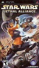 Star Wars Lethal Alliance - Sony PSP