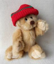 Schnittmuster Teddybär WILLIE (21 cm) Schnitt Miniteddy, Mini Teddy nähen (KS)