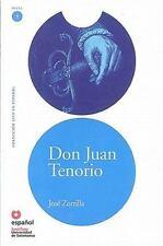 Leer en Español 3 Ser.: Don Juan Tenorio (Libro + Cd) by José Zorrilla (2008,...