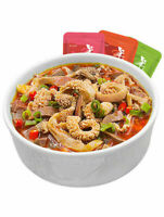 Chinese snacks Food JiaozimuchangYangzatang 骄子牧场羊杂汤Haggis soup 250g