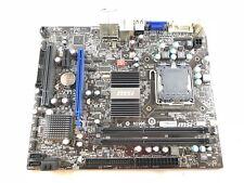 MSI G41M-P25 G41M-S03 MS-7592 Socket LGA775 MicroATX DDR3 Motherboard NO I/O