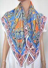NWOT Authentic LIBERTY OF LONDON *IANTHE* 100% Silk Scarf Foulard
