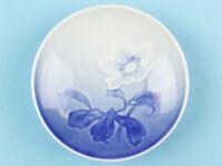 Vintage BING & GRONDAHL Porcelain CHRISTMAS ROSE Trinket DISH DENMARK