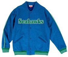 Seattle Seahawks Mitchell & Ness Play Call Premium Fleece Jacket XL