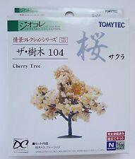 Tomytec N Scale Sakura Cherry Tree 104  Diorama Tree