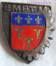 IN15578 - INSIGNE Ecole Militaire Préparatoire Technique,(TULLE) émail