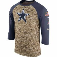 DALLAS COWBOYS 2017 NIKE DRI FIT SALUTE TO SERVICE MENS SHIRT XL 891512ba1