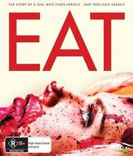 Eat (Blu-ray, 2015) New & Sealed