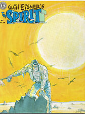 The Spirit #28 (VFN) `81 Will Eisner