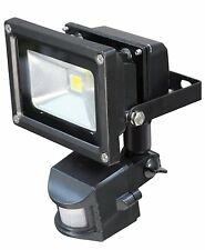 20W IP65 Security Light Flood Light With PIR Motion Sensor Low Energy Warm White