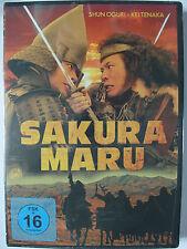 Sakura Maru (2014) - Räuber und Samurai - Flucht in Berge, Martial Arts Eastern