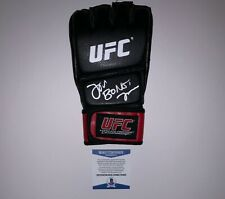 JON BONES JONES SIGNED GLOVE UFC BECKETT AUTHENTICATED