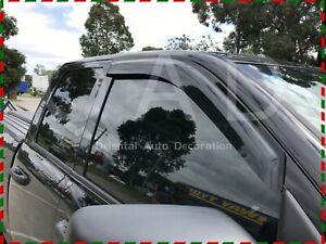 Premium Weathershields Weather Shields Window Visor for RAM 1500 10-18 2pcs #C