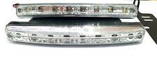DAYTIME LED DRL FOG BUMPER LIGHTS WHITE XENON FOR BMW E30 E36 E46 E39 X5 X3 E60