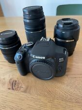 CANON EOS 650D DSLR / Digitalkamera mit Zubehörpaket / 18 Megapixel