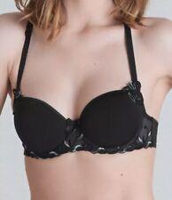 Simone Pérèle Andora 3D Demi Molded Bra 34D-Black 131343C