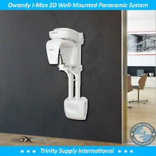 I-Max Dental Owandy Wall-Mounted Pano X-Ray Compact Unit FREE Shipping High Tech