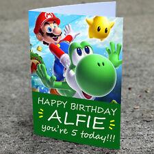 Tarjeta De Cumpleaños Ben 10 Impreso Y Personalizado