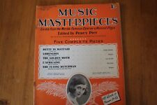 Musical Masterpieces 23: Percy Pitt 5 Complete Pieces: World's Operas/Plays