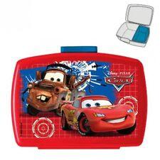 Brotdose mit Einsatz Hook | Disney Cars | Box Frühstück | Kinder Vesper Dose