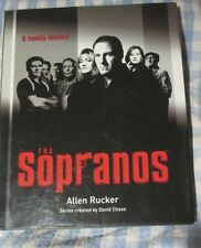 NOS 'THE SOPRANOS A Family History' by Allan Rucker / 5-star Reviews! Orig $40