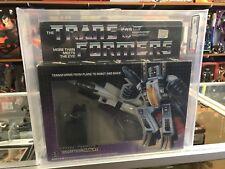 1985 Transformers Vintage Series 2 Ramjet AFA 80